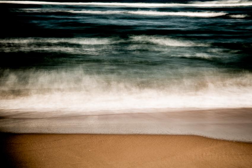 Waves Abstract I