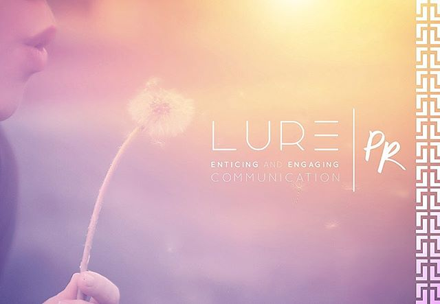 Share your story #lurepr #consulting #pr #branding