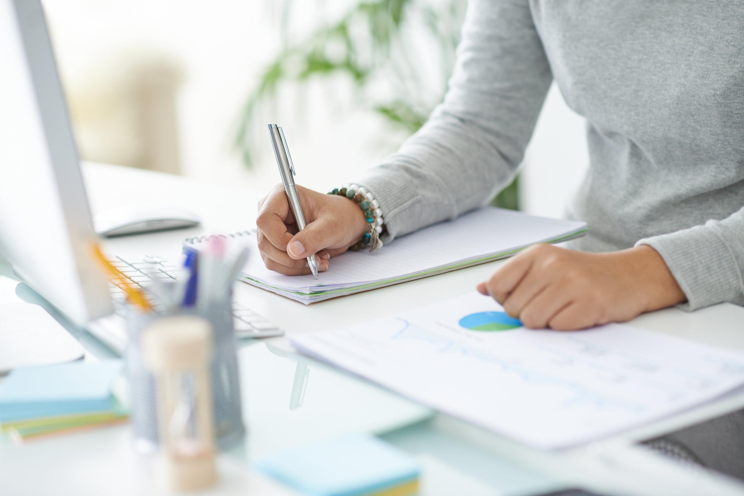 Organization and Focus