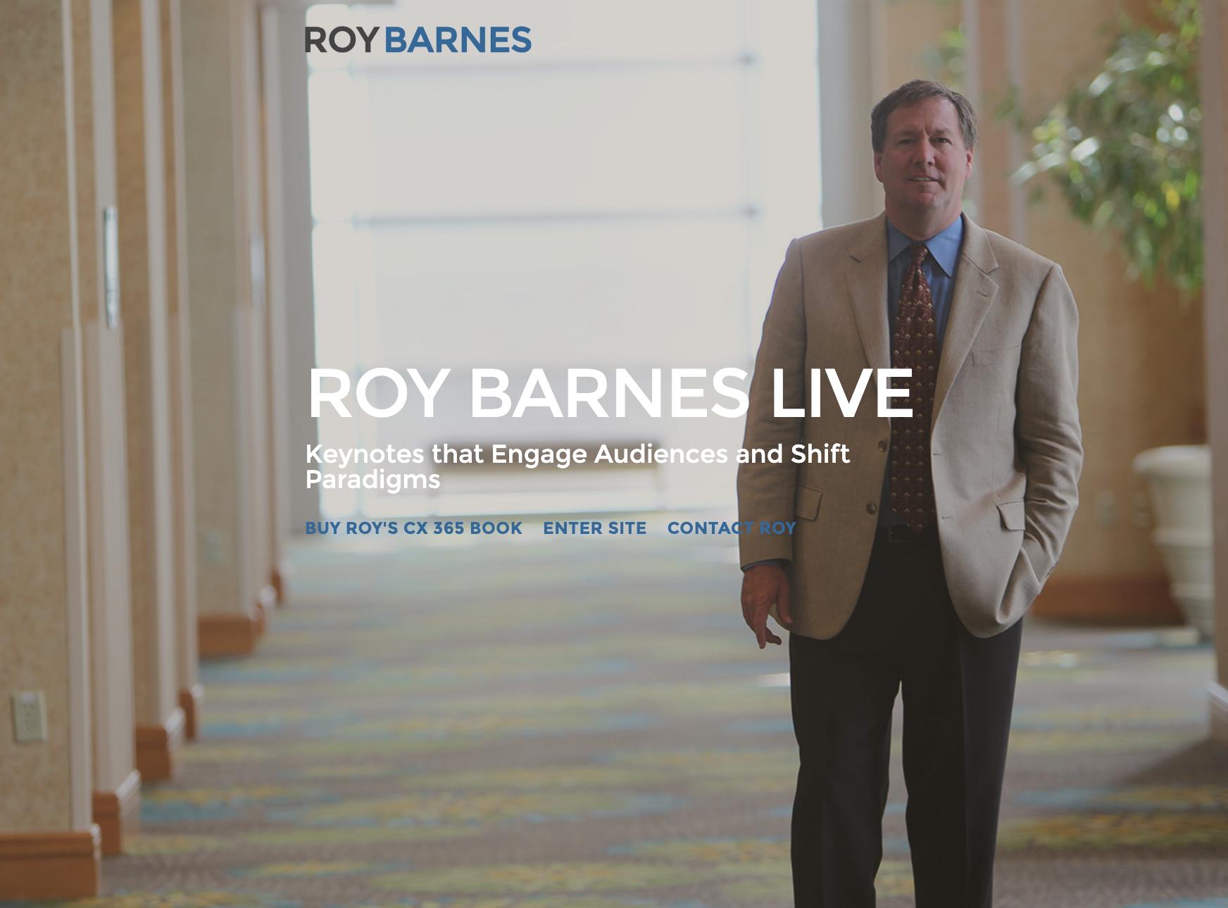 http://www.roybarneslive.com/