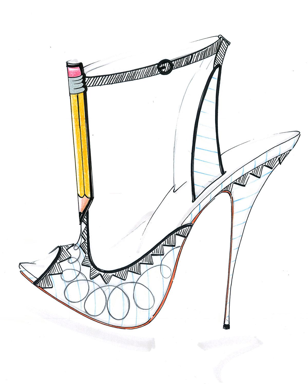 Image result for sophia webster sketches