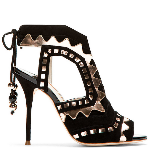 Imagining myself stepping out of a limo with these sexy heels on...