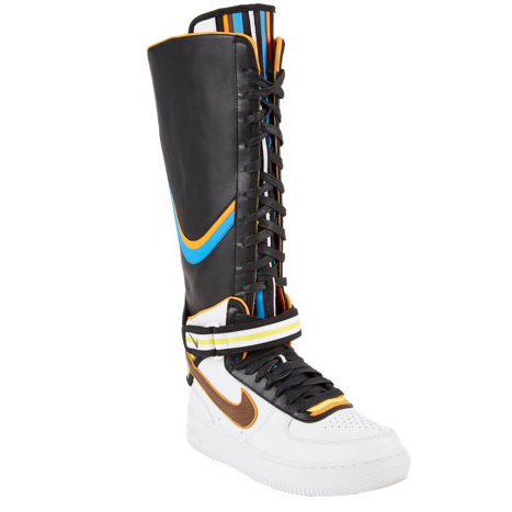 Coolest sneaker boots I have ever seen. Thank you Riccardo Tischi!