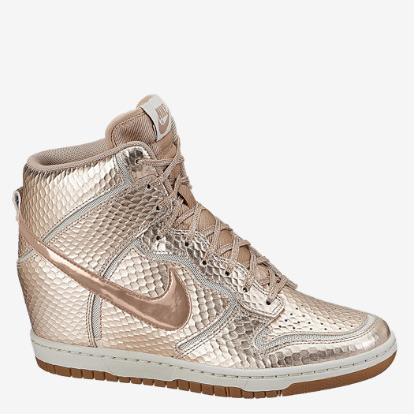 Nike Dunk Wedges to kill for!