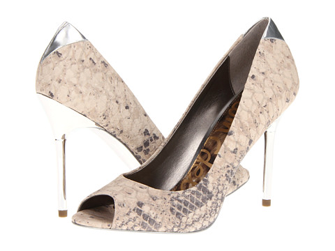 75% OFF - $35.00!!!    Nude Python? Yes, please! Sheik and unique.