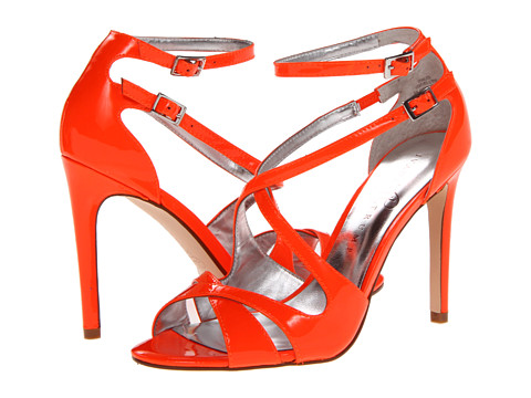 72% OFF - $39.90!!!    m-i-a-m-i heat!!!!! So sexy and sultry! Not to mention the heel is not too high, so you can dance all night long!