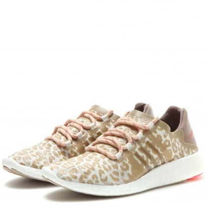 Smoooooth leopard! Bravo Stella McCartney x Adidas!