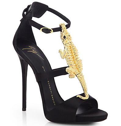 Giuseppe Zanotti heels as seen on Michelle WIlliams at the 2014 VMA's