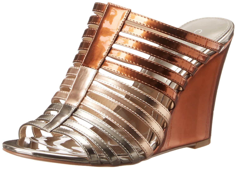Calvin Klein Women's Phillipa Wedge Sandal