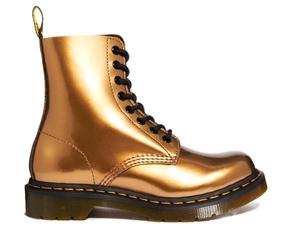 Dr Martens Core Pascal Patent Copper 8-Eye Boots