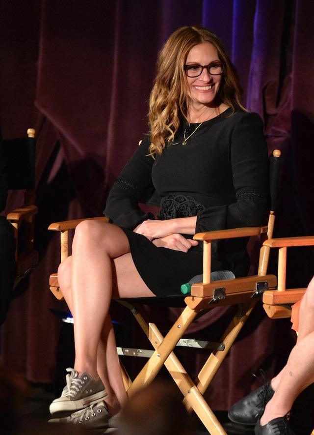 Julia Roberts in Converse Chucks