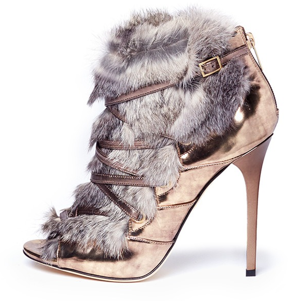 The amazingness of this Winter heel can't be described.