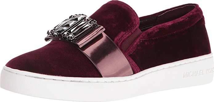 "Michael Kors ""Michelle"" - $147  Bling bling, money ain't a thing! Well, it is for me, but I can still be fancy AND casual at the same damn time with these slip ons."
