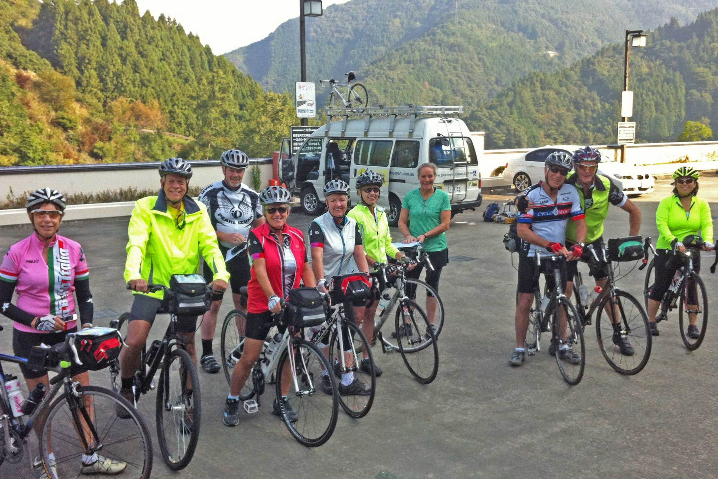Cycle-Japan-private -tours
