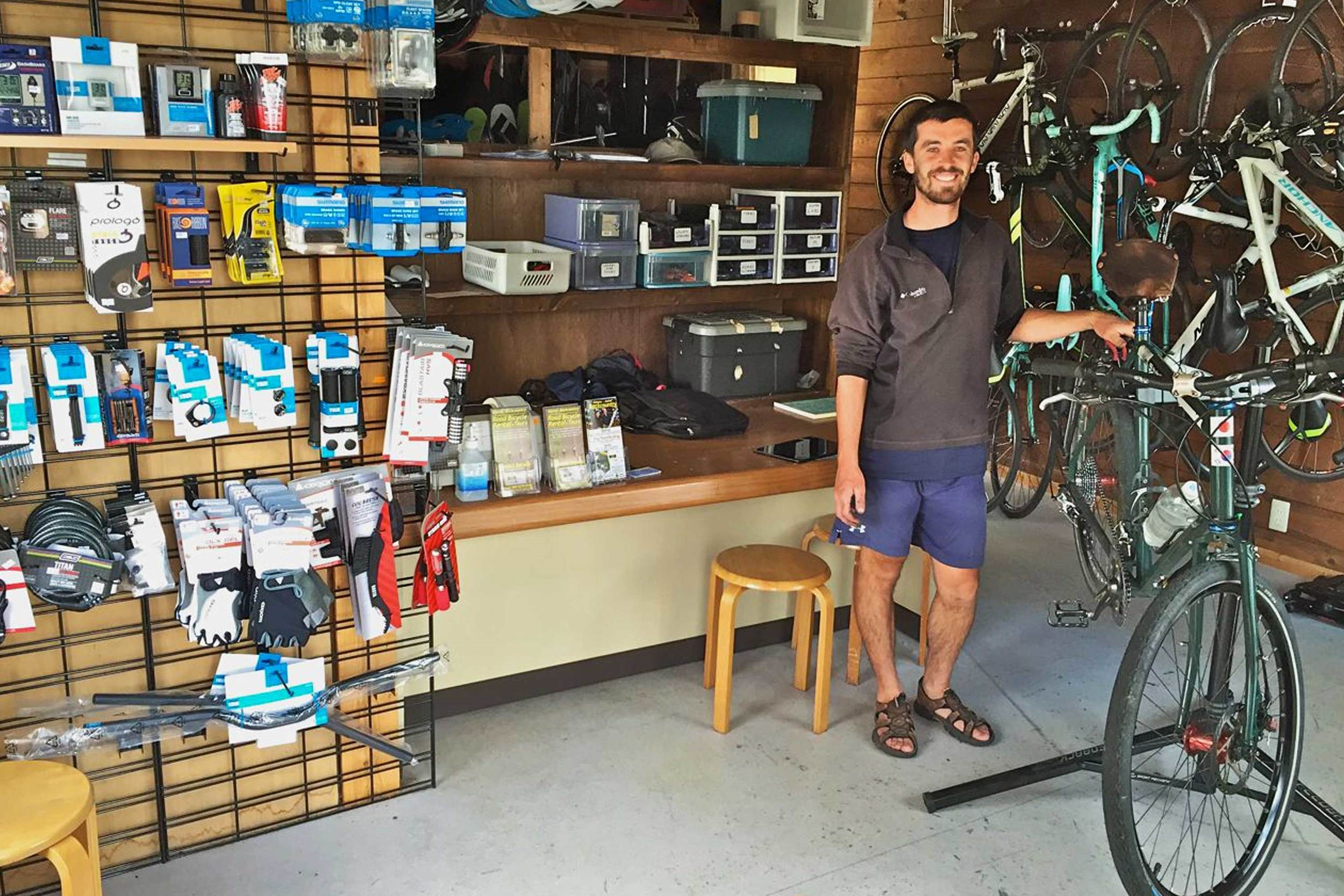 Bicycle Repairs and Spares - Furano