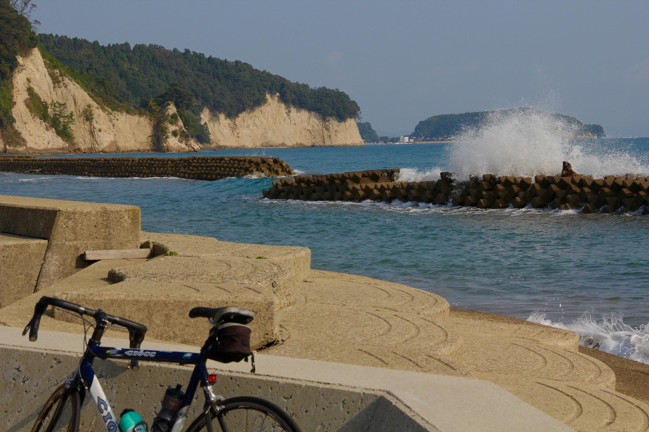 Riding the Noto Peninsula Coast