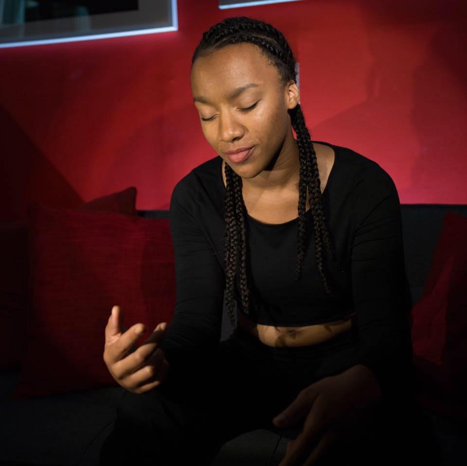 poet / spoken word artist / digital musician / teaching artist