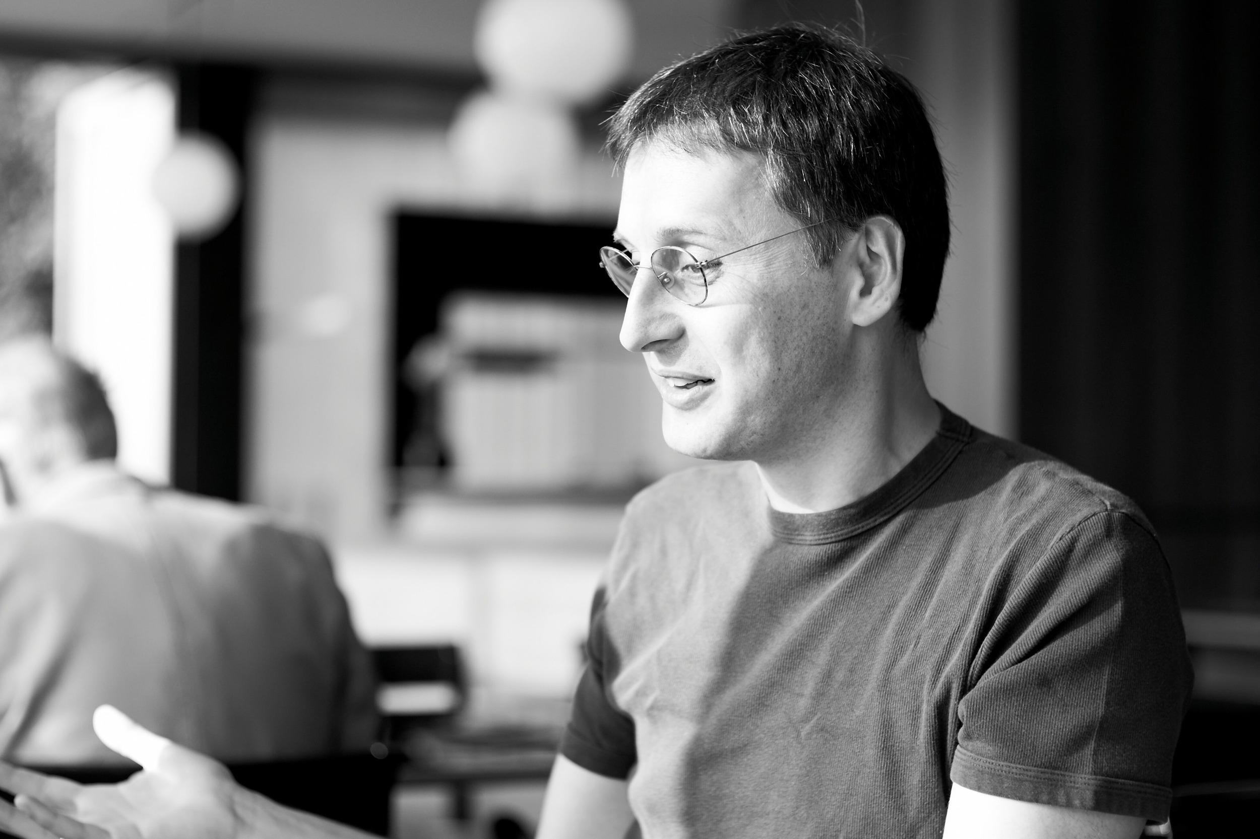 Viktor Mayer-Schönberger;Courtesy of Joi Ito
