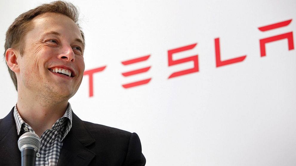 Elon Musk, CEO of Tesla Motors