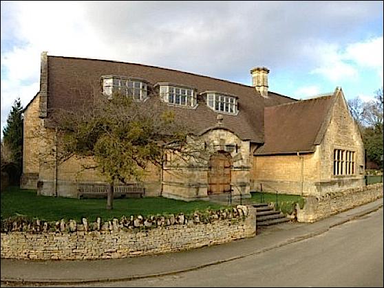 Overbury Village Hall