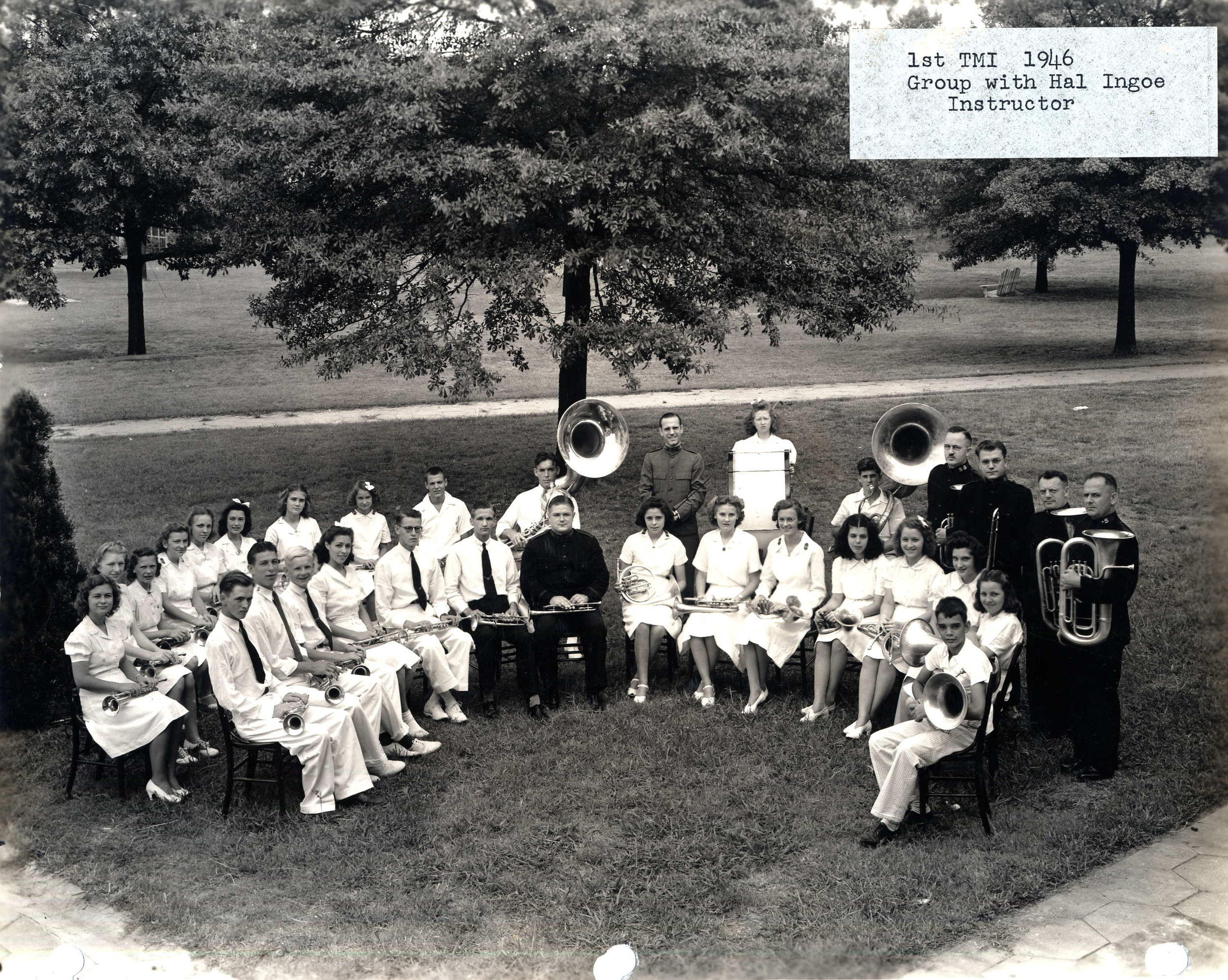 """B"" Band - TMI 1940"