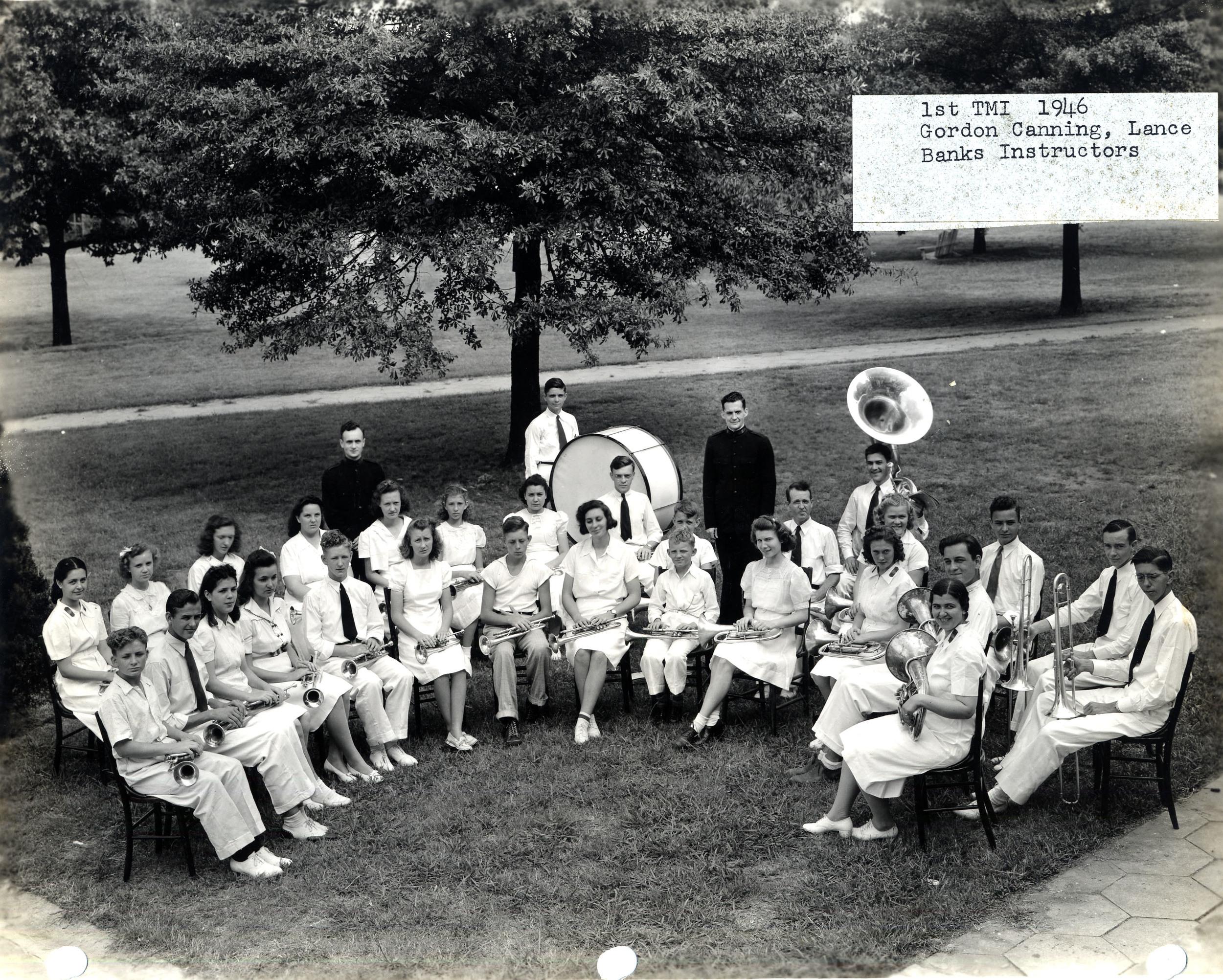 """C"" Band - TMI 1940"