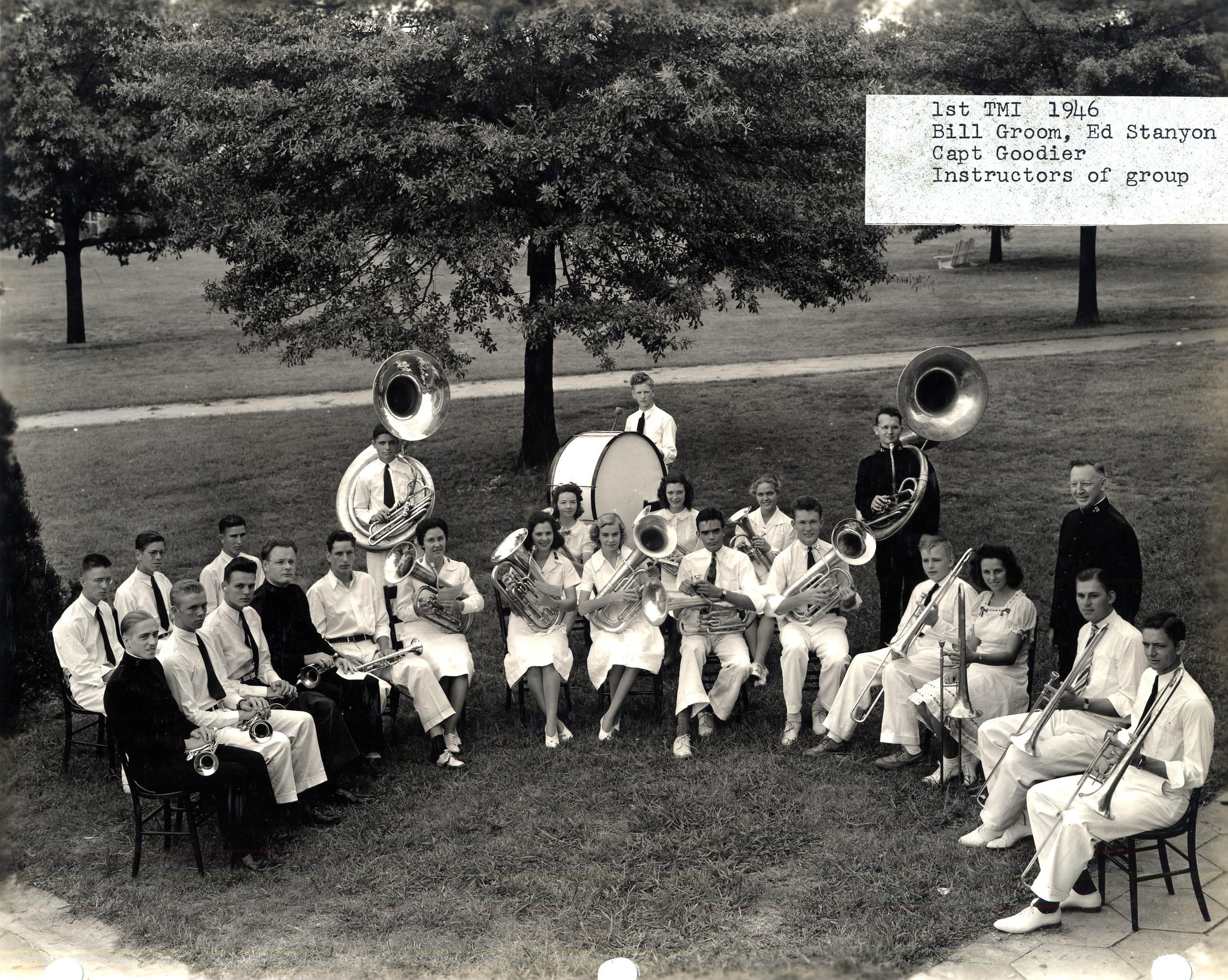 """""""A"""" Band - TMI 1940"""