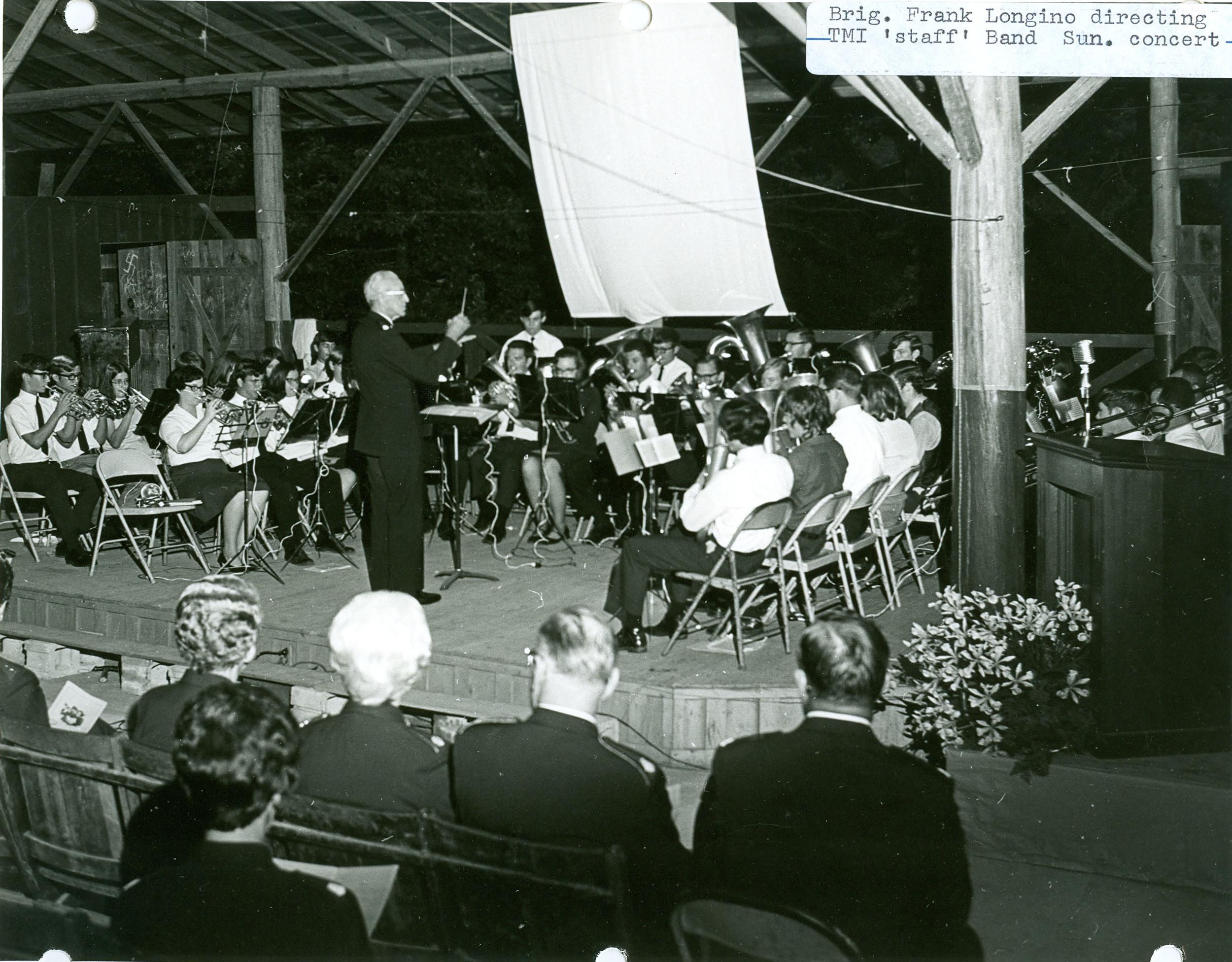 TMI Band, c. 1960
