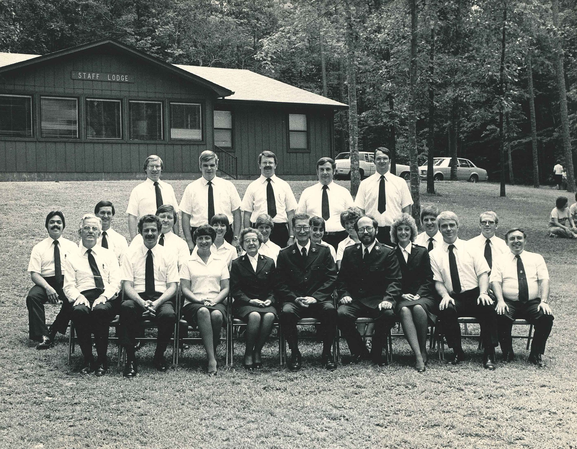 TMI Staff 1982