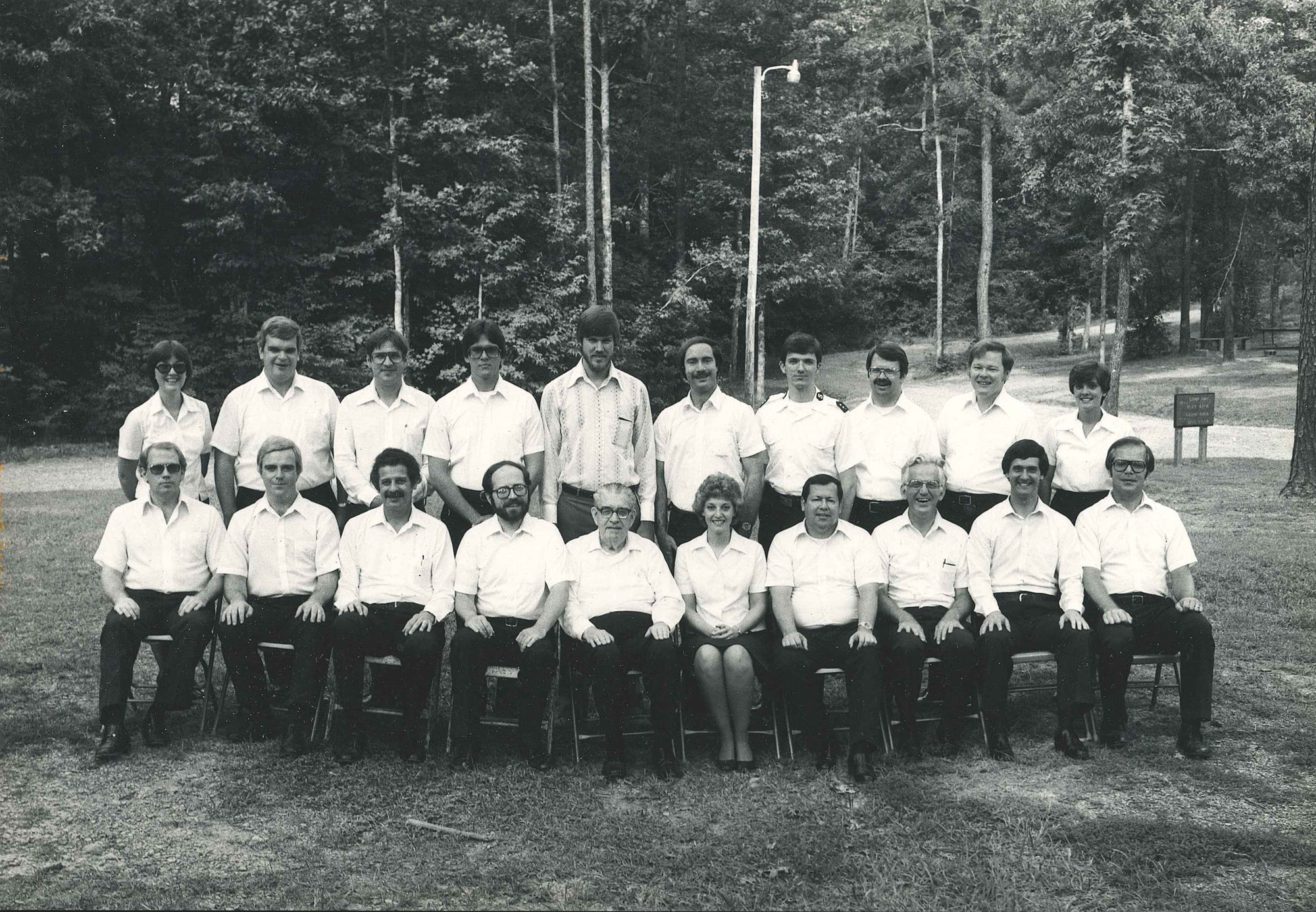 TMI Staff 1981