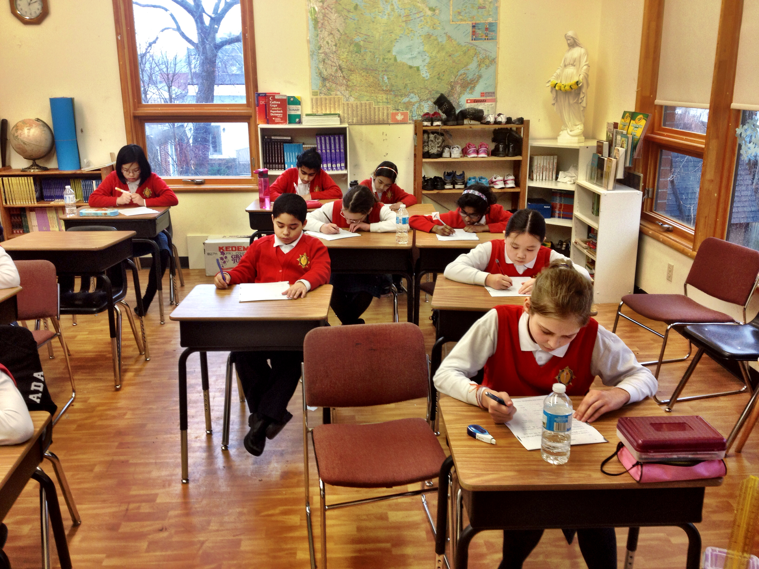 Latín test @ grades 5-6