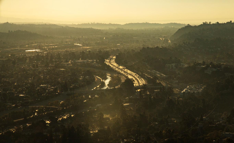 Los Angeles morning