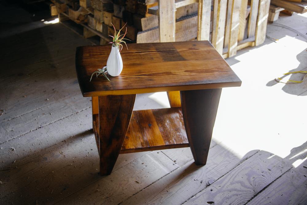 Picklewood coffee table