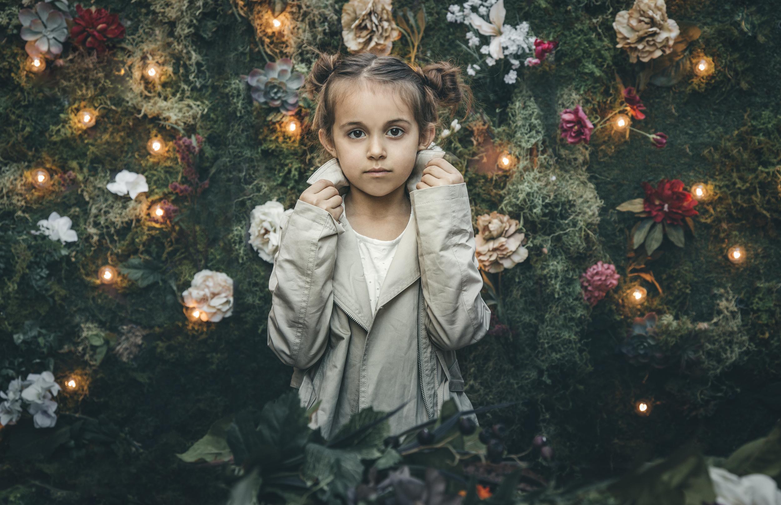 Kids fashion photograhpy