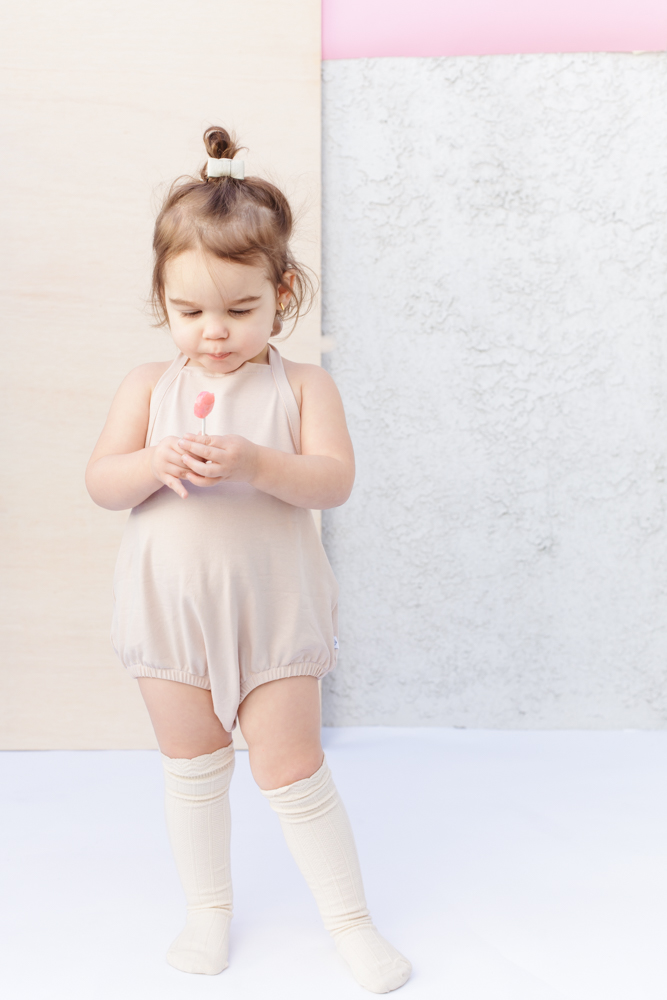 Littles Collection SS17 romper - theskulls.co