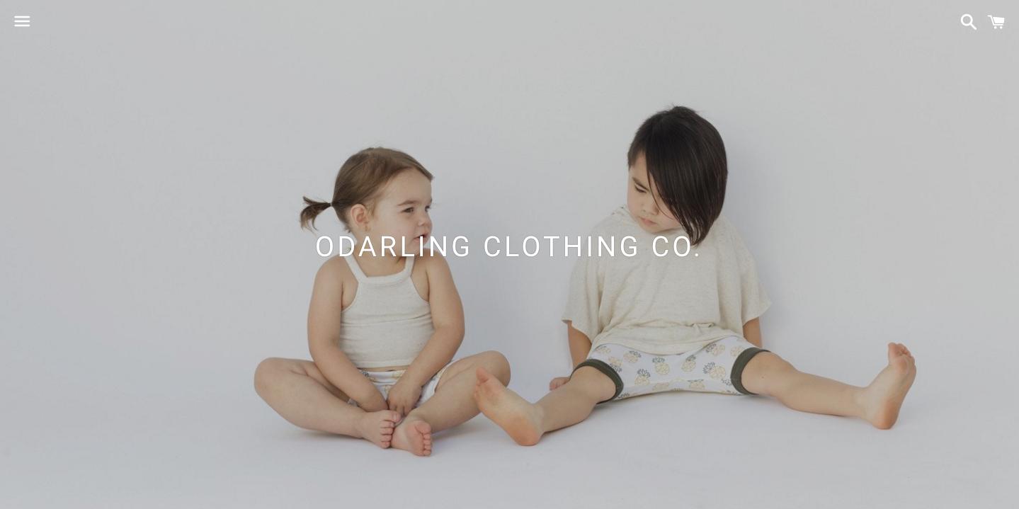 ODarling Clothing co - screenshot