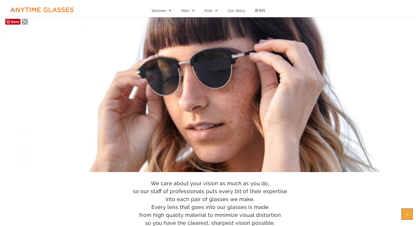 Hipster girl in sunglasses - Ryan Pavlovich