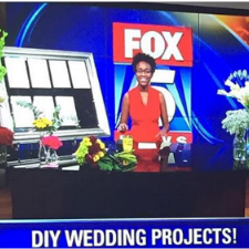 "<span style=""color:#fff"">Tiffany was featured on Fox 5 News as a Wedding Planning Specialist!</span>"