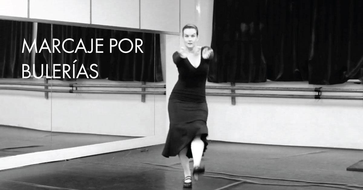 Marcaje por bulerias | www.flamencobites.com