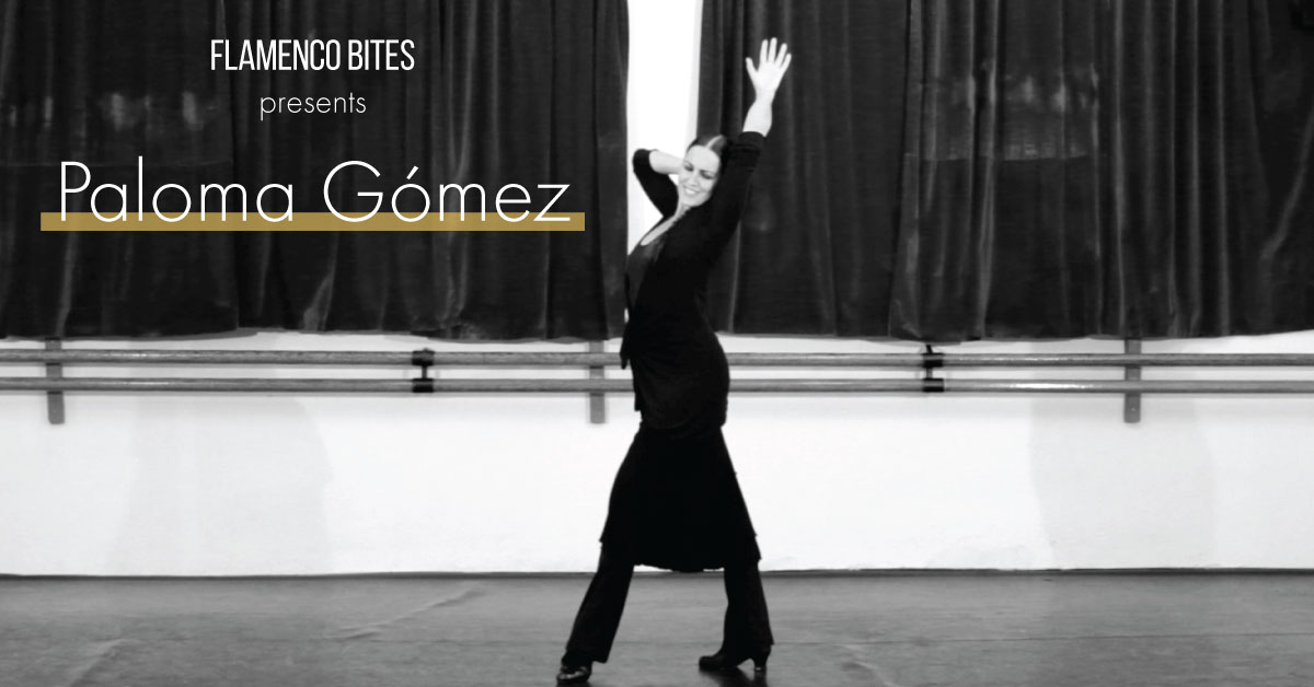 Flamenco Bites presents Paloma Gómez