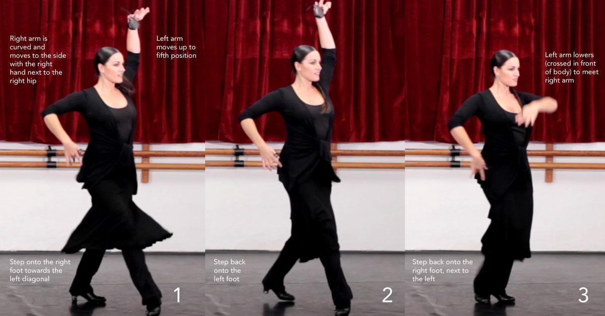 Ejercicio de Danza Española #2 - 5