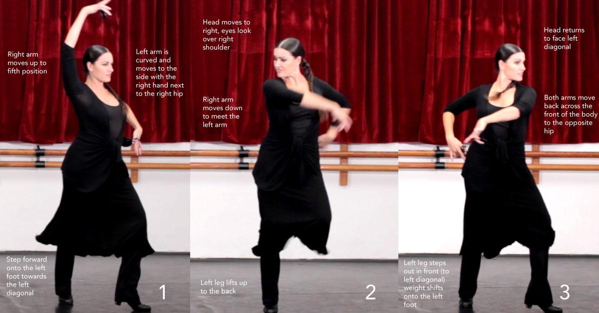 Ejercicio de Danza Española #2 - 6