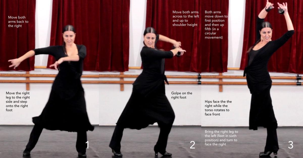 Ejercicio de Danza Española #2 - 8