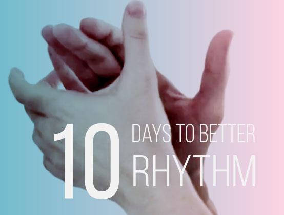 10 days to better flamenco rhythm | flamencobites.com