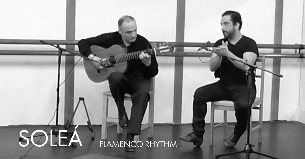 Flamenco Rhythm {Soleá}   www.flamencobites.com