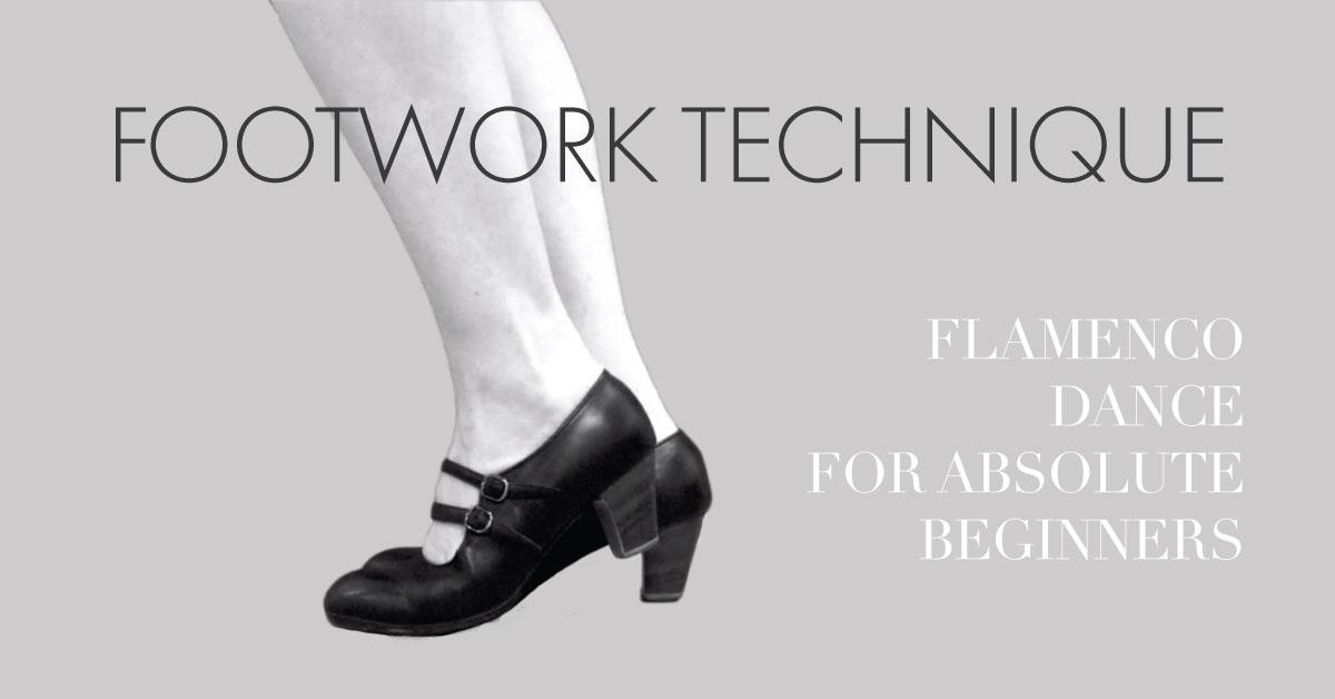 Flamenco dance for absolute beginners {flamenco footwork} | www.flamencobites.com