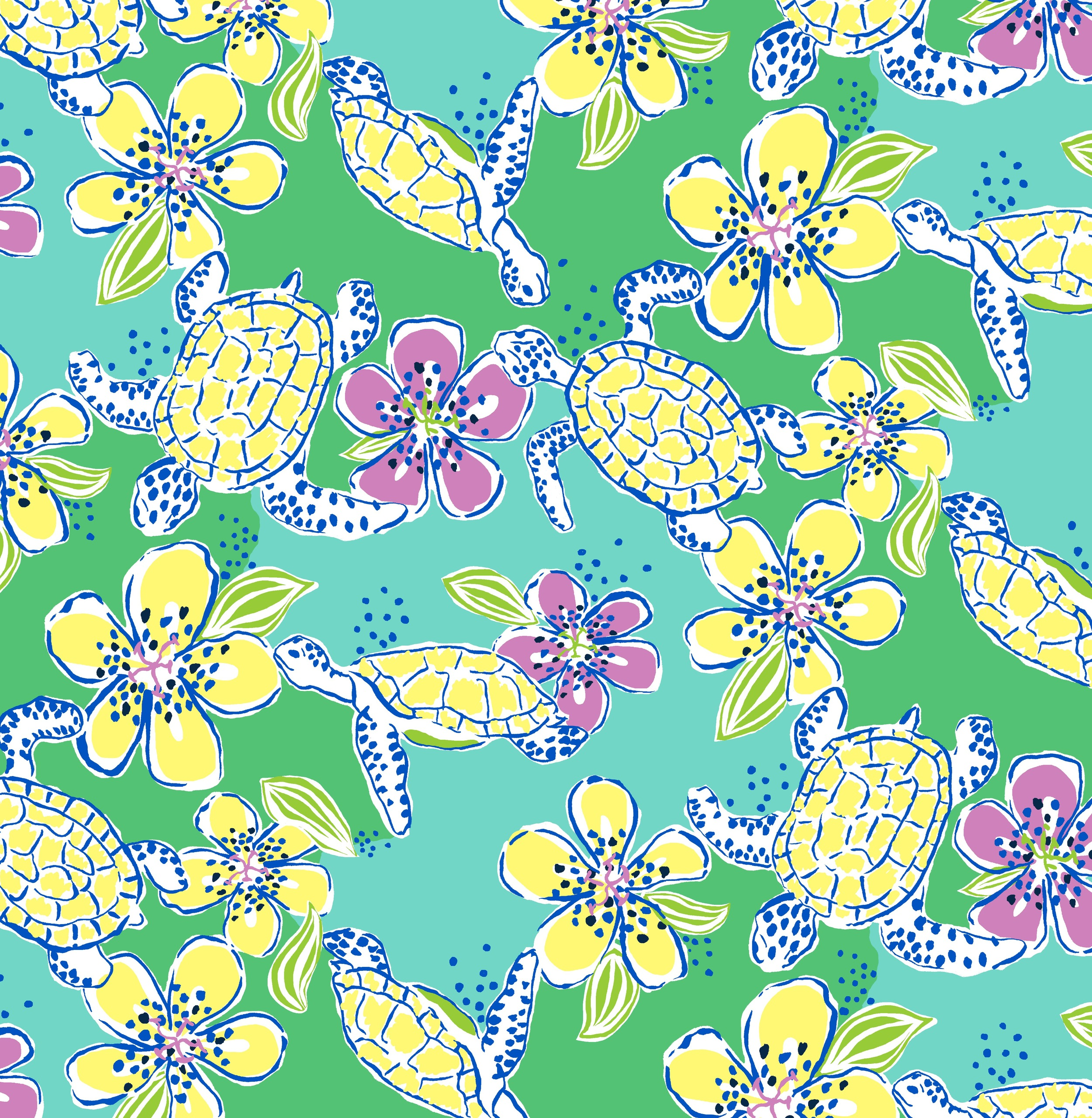 Lilly Pulitzer Resort 12 : Moving Slowly
