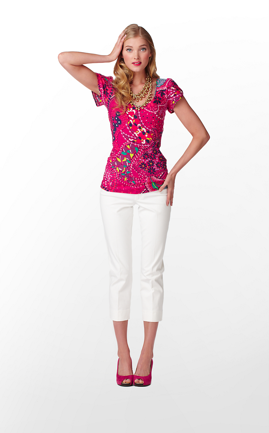 Lilly Pulitzer Fall 12 : Garden Menagerie