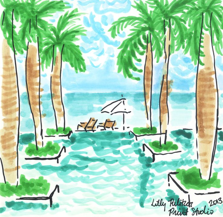 Lilly Pulitzer 5x5