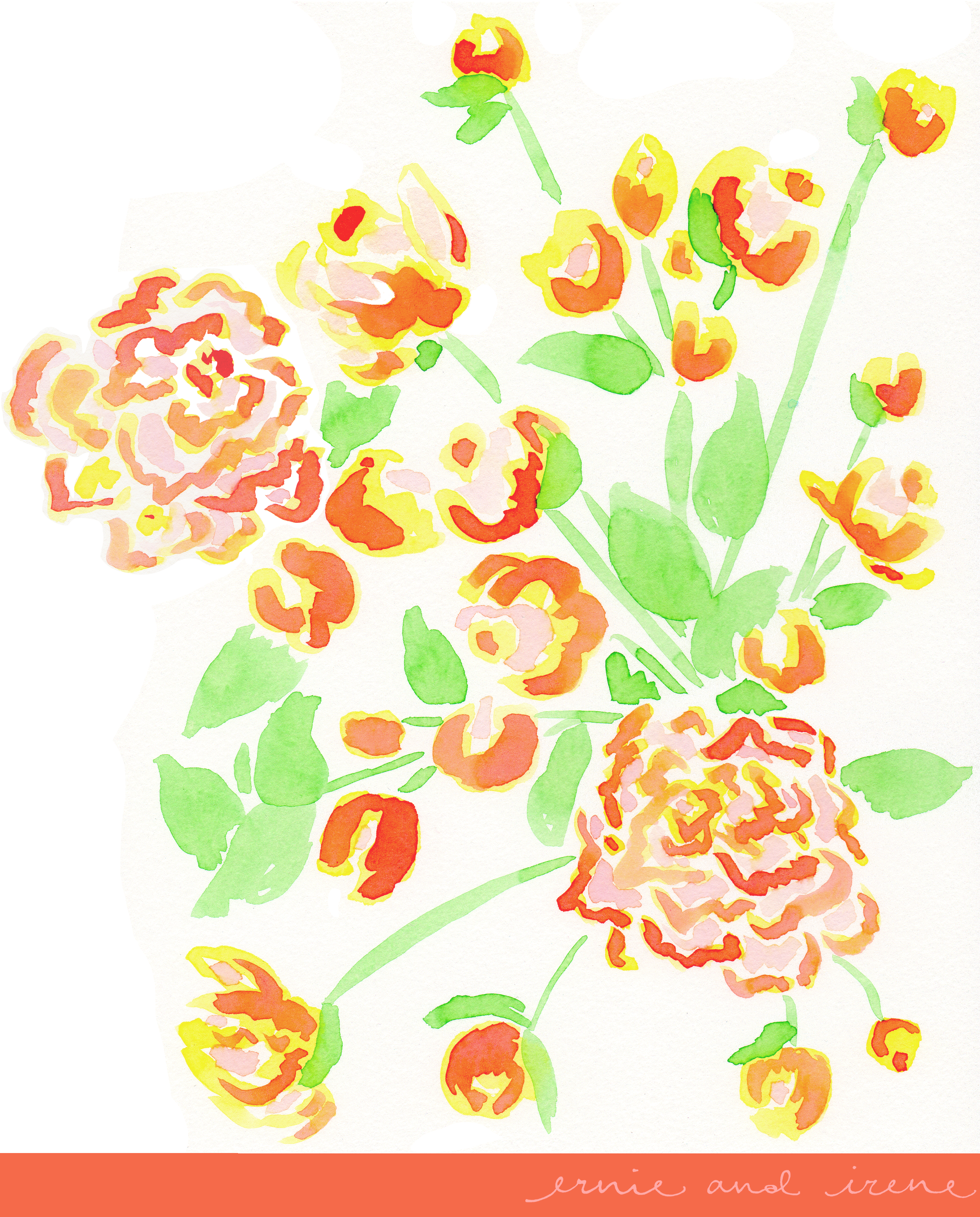 Bouquet Burst